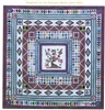Banyan Tree Medallion Quilt Pattern