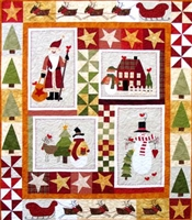 A Winter Delight from Bobbie G Designs