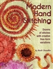 BOOK:  Modern Hand Stitching by Ruth Chandler