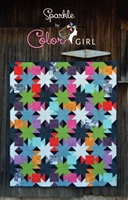 Sparkle Quilt Pattern from Color Girl Quilts