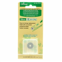 CLOVER 18mm Replacement Blade 2 Ct