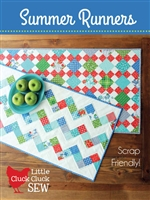 Summer Runners Quilt Pattern