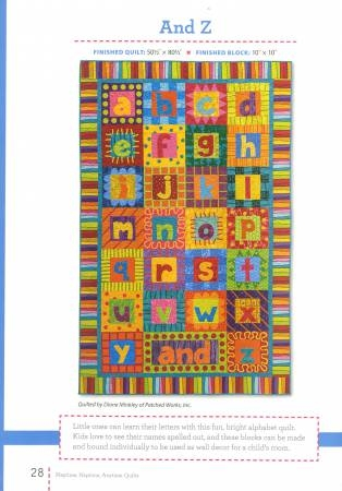 Playtime Naptime Anytime Quilts By Kim Schaefer