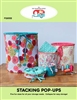 Stacking Pop Ups Pattern from Fat Quarter Gypsy