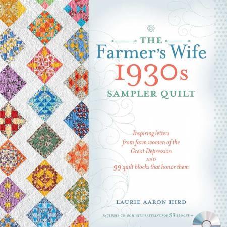 Farmer's Wife 1930s Sampler Quilt Pattern Book