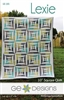 LEXIE QUILT PATTERN by Gudrun Erla (GE DESIGNS)