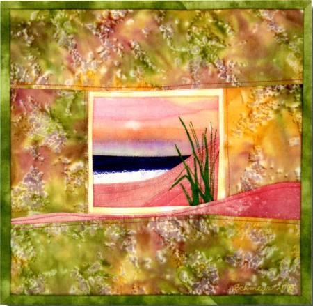 Accidental Landscape Quilt Book By Karen Eckmeier