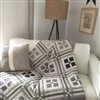 True Neutral Quilt Pattern by Lynette Anderson