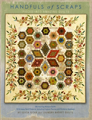 Laundry Basket Quilts: Handfuls of Scraps Pieced Into Amazing Quilts - Softcover