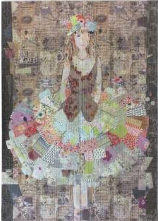 Dress Collage Quilt Pattern