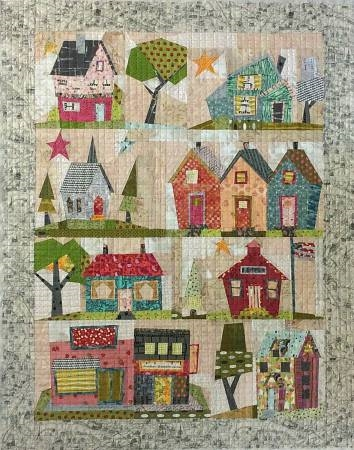 My Kind Of Town Quilt Pattern