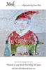 Nick Santa Collage Quilt Pattern