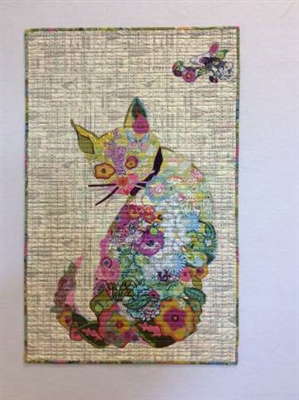 Purrfect Cat Collage Quilt Pattern