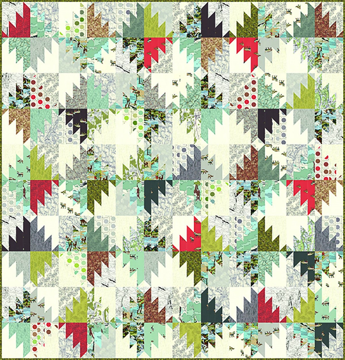 Silverton Quilt Pattern By Miss Rosie S Quilt Company