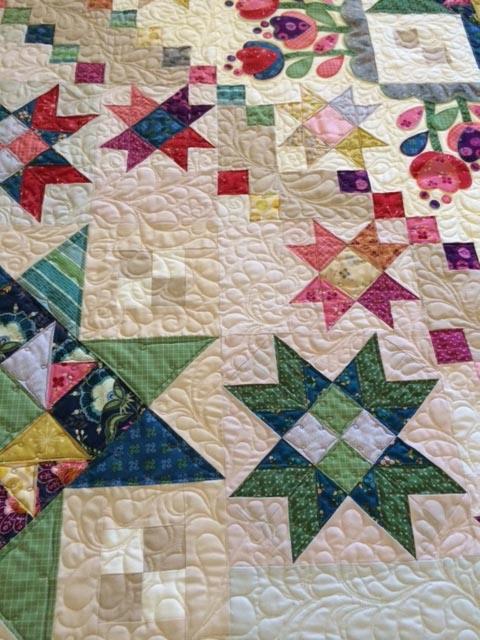 Color Love Bom Quilt Pattern Set