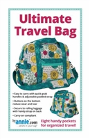 Ultimate Travel Bag Pattern from Patterns by Annie
