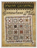 Somewhere in Time Applique Quilt Pattern from Primitive Gatherings