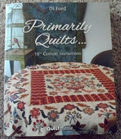 Quiltmania Primarily Quilts by Di Ford