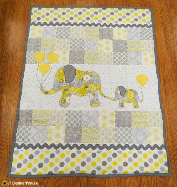 Mommy Amp Me Quilt Pattern
