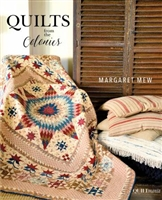 QUILTMANIA: Quilts From the Colonies by Margaret Mew