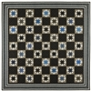 Blue and Gray Quilt Pattern by Red Crinoline Quilts