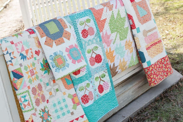Farm Girl Vintage Quilt Book From It S Sew Emma