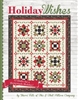Holiday Wishes Quilt Pattern Book from It's Sew Emma