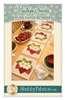 Strawberry Festival Table Runner Quilt Pattern from Shabby Fabrics