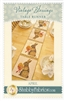 Vintage Blessings April Table Runner Pattern by Shabby Fabrics