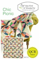 Sew Kind of Wonderful Chic Picnic Quilt Pattern