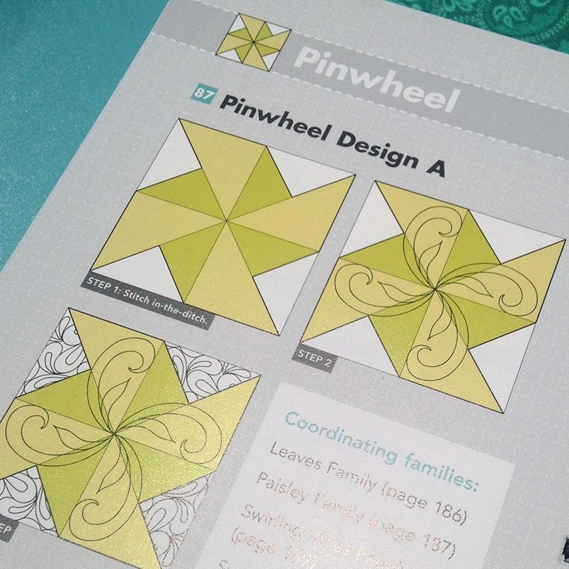 Free Motion Quilting Idea Book Amanda Murphy : Free-motion Quilting Idea Book