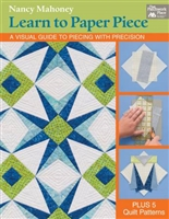 Learn to Paper Piece by Nancy Mahoney