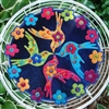 Fancy Flyers Table Mat Pattern