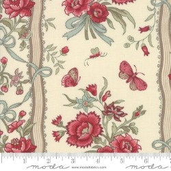 Le Beau Papillion Fabric Collection by French General