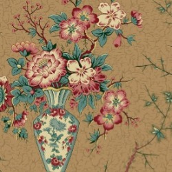 Anne's English Scrapbox Collection by Di Ford-Hall for Andover Fabrics