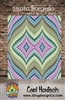 Strata Bargello Quilt Pattern by Carl Hentsch