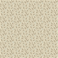 Secret Stash Neutral  Ivy in Tan  by Edyta Sitar 9461-N