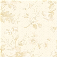 Perfect Union A-9577-L Bouquet in Antique Neutral by Edyta Sitar