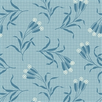 Perfect Union A-9583-B Marsh in Pale Aqua blue by Edyta Sitar