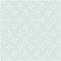 Perfect Union  A-9589-BL Pinwheel in pale Sky Blue