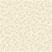 The Seamstress: Thimble in Parchment (cream by Edyta Sitar A-9771-L