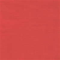 Textured Solid Fabric: LACQUER RED