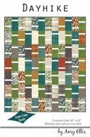 DayHike Quilt Pattern by Amy Ellis