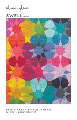 Swell Quilt Pattern by Allison Glass