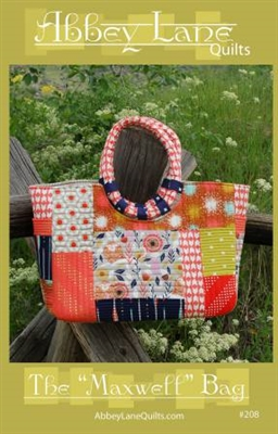 THE MAXWELL BAG PATTERN by Abbey Lane Designs