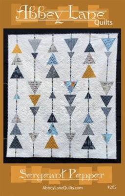 Sergeant Pepper Quilt Pattern