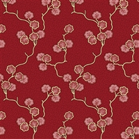 Anne's English Scrapbox Climbing Vine Red