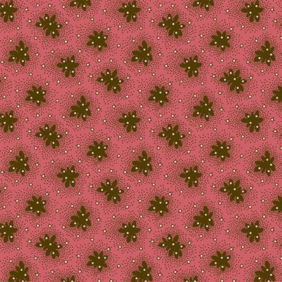 Chesapeake Clover by Di Ford-Hall Pink