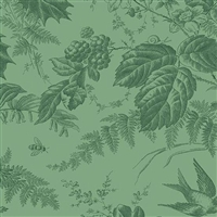 Evergreen from Toile in Wintermint