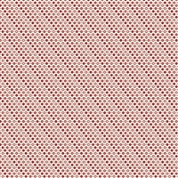 Super Bloom Fabric  Raindrops Stripe in Baby Pink